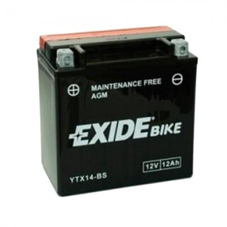 Acumulator EXIDE  BIKE 12AH/ 12V
