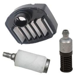Filtru aer, filtru benzina, filtru ulei drujba